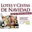 Lotes y cestas de navidad 2012/2013