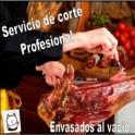 Servicio Profesional y Envasado al vacio