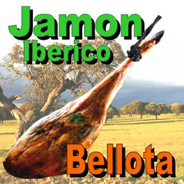 Jamon Ib.Bellota Guijuelo XXL