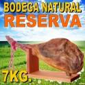 Jamon de Bodega, Reserva