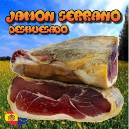 Tacos de Jamon Serrano