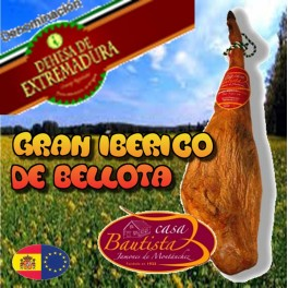 Jamon Iberico de Bellota D.O.