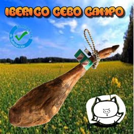 Jamon Iberico cebo CAMPO